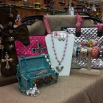 Jewelry and purses