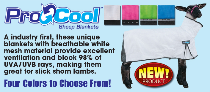 Pro Cool Sheep Blankets