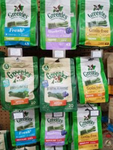 Greenies Pet Treats