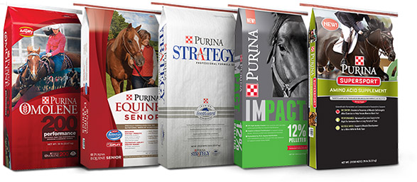 Purina Horse Feeds