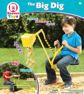 The Big Dig Toy