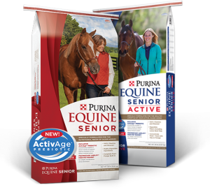 Equine Senior Horse Feeds