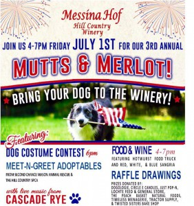 mutts and merlot