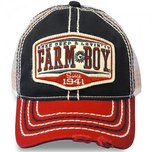 Farm Boy Brand Hats