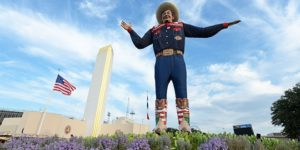 Texas State Fair Big Tex