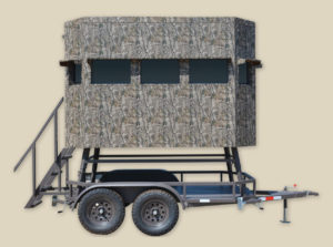 INSULATED ELEVATED TRAILER BLINDS