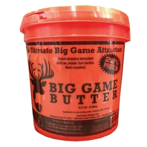 big game butter attractant