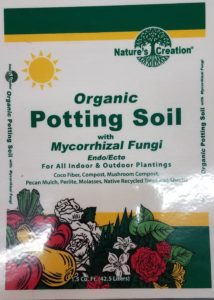 Nature's Creation Soil Amendments Potting soil