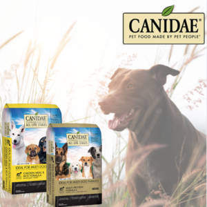 New CANIDAE® Dog Food