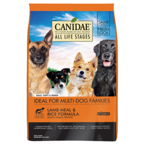 Canidae All Life Stages Lamb Meal and Rice Dry Dog Food