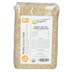 New Country Organics Poultry Starter Feed
