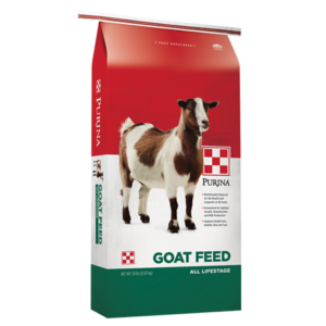 Purina Goat Feed All Life Stages