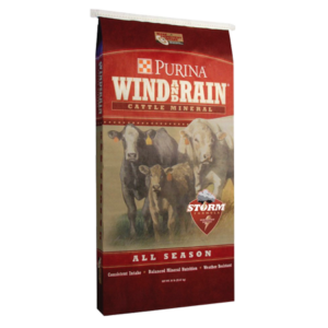 Purina Wind and Rain Pro Cycle All Season Cattle Mineral
