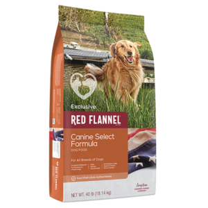 Red Flannel Canine Select Dog Food